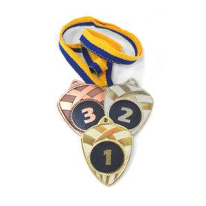 Медали Д189 Модерн национальная купить для награждения