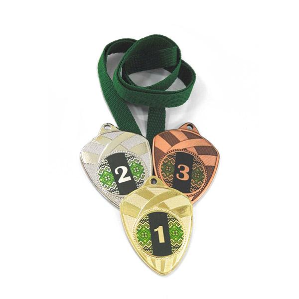 Медали Д189 Зелёная купить для награждения