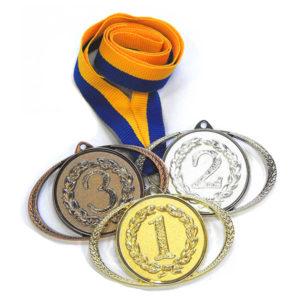 Спортивные медали Д182 купить для награждения