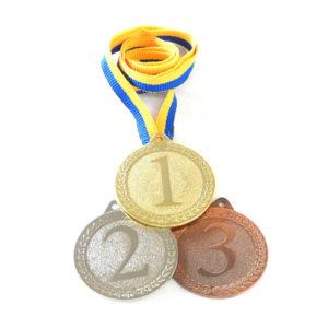Медали спорт Д225 купить для награждения