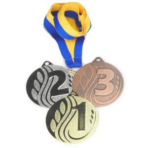 Медали спорт Д256 купить для награждения