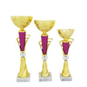 Кубки Венеция Lilac купить для награждения
