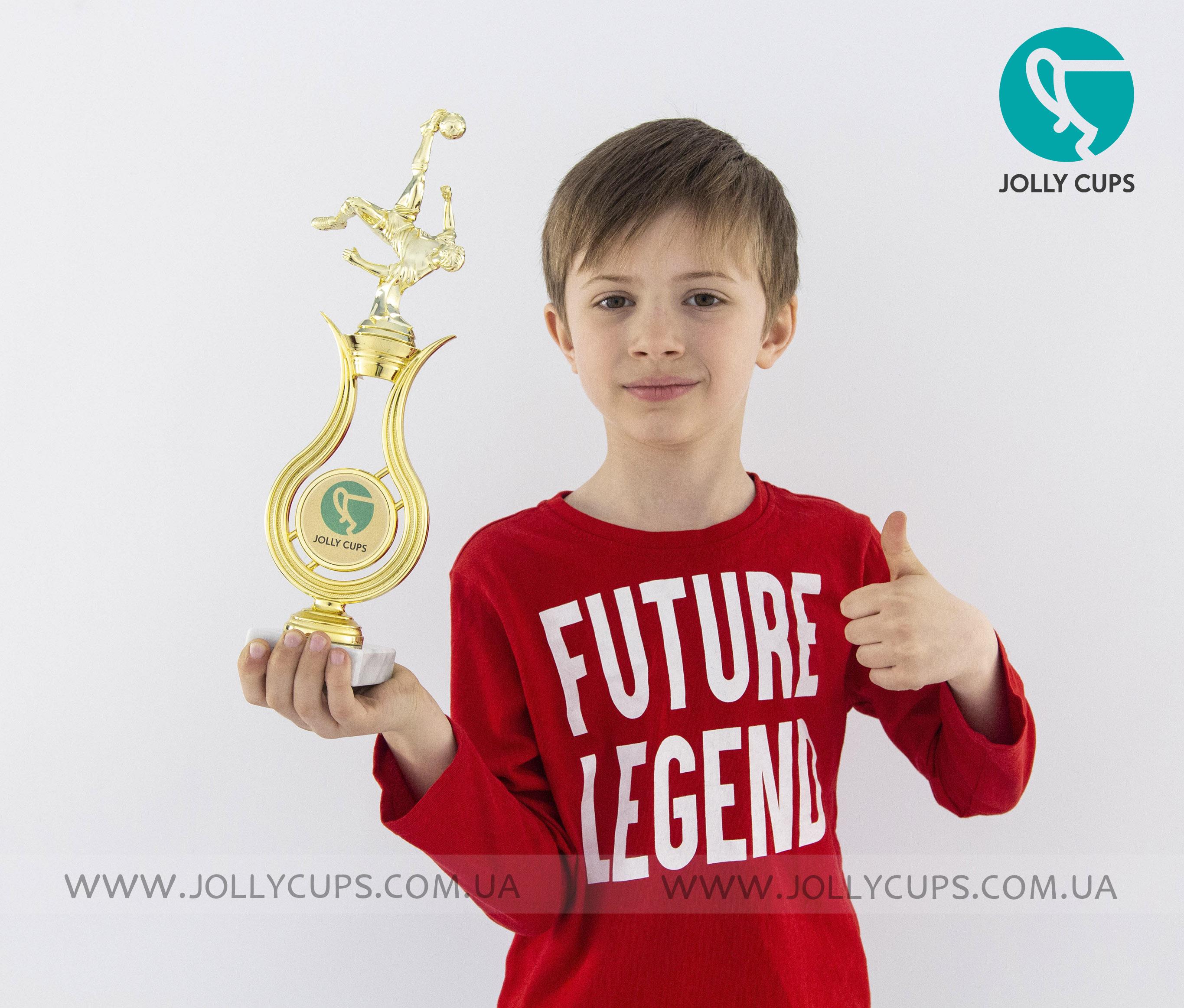 Купити кубки нагороди для дітей Галіфакс Футбол
