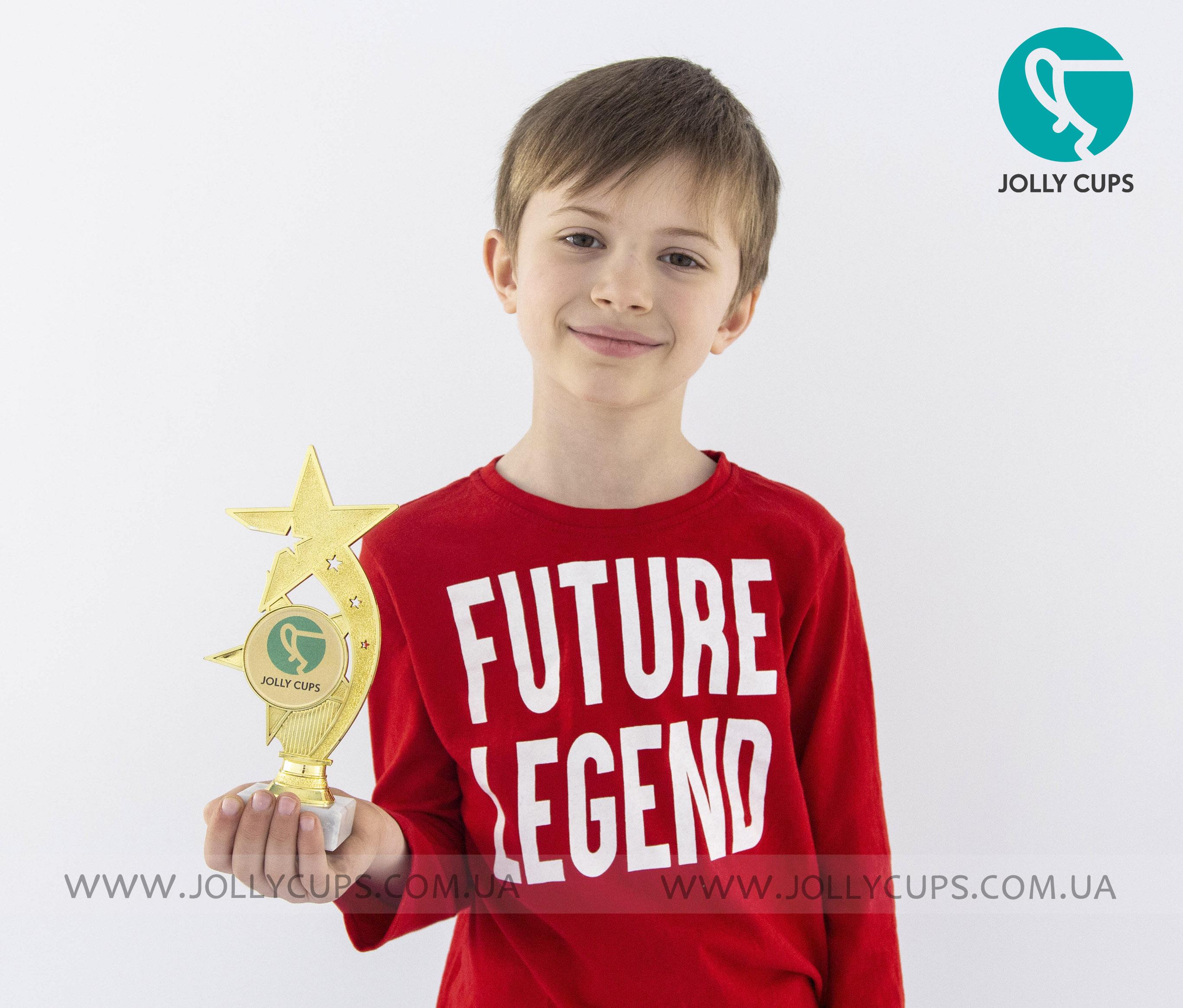 Купити статуетки нагороди для дітей Парад Зірок