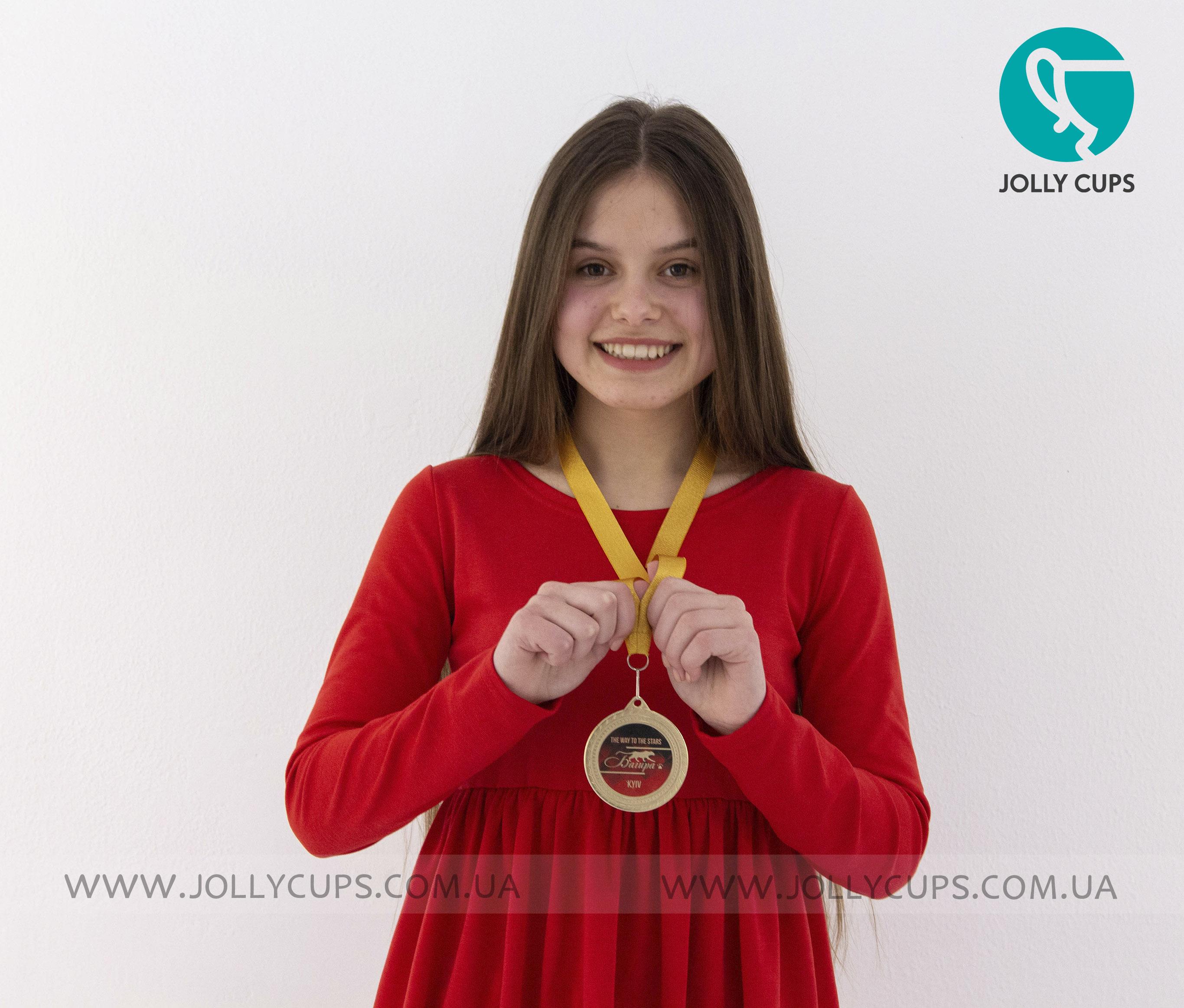 Купити медалі нагороди Індивідуальні