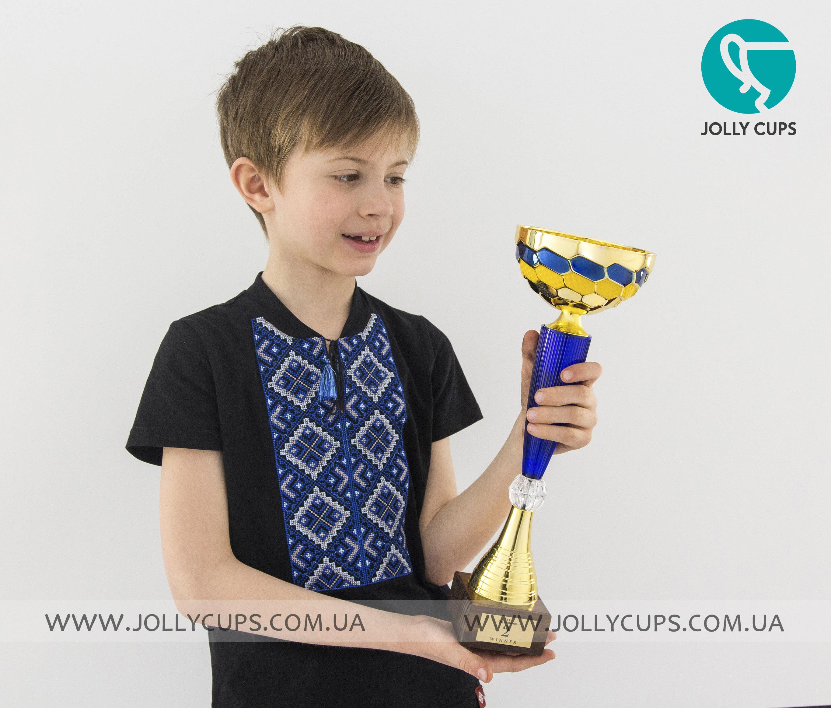 Купити кубки нагороди для дітей Київ