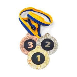 Медали Д257 Модерн национальная купить для награждения