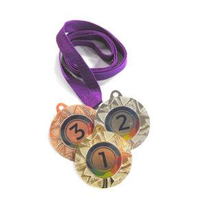 Медали Д257 Цветная купить для награждения