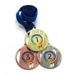 Медали Д323 Цветная купить для награждения
