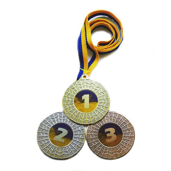 Медали спорт Д367 Флаг купить для награждения