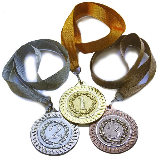 Медали спорт С9170 купить для награждения