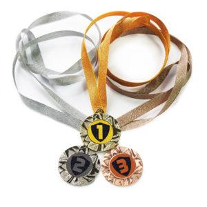 Медали Д257 Щит купить для награждения