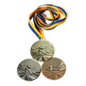 Медали Д395 Футбол купить для награждения