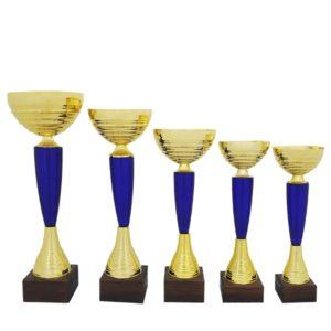 Кубки Хадано blue купить для награждения