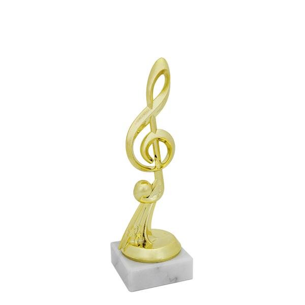 Статуэтки Скрипичный ключ купить для награждения